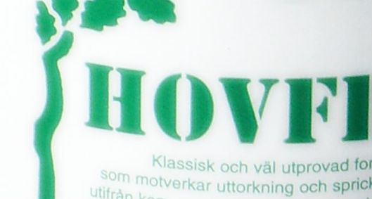 hovfett